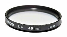 Kood Optical Glass UV Filter 49mm Made in Japan