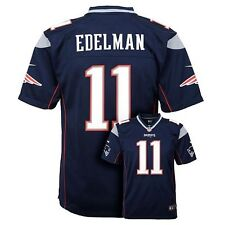 *NWT* JULIAN EDELMAN NIKE YOUTH JERSEY LARGE(14/16)$75