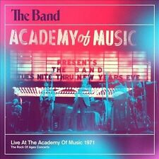 The Band - Live At The Academy Of Music (1971, 4 CDs plus bonus DVD)