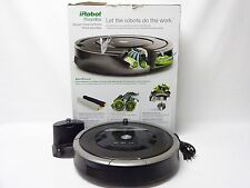 iRobot Roomba 870 Vacuum cleaning robot -Black- (43910)