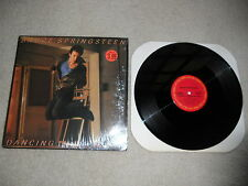 "Bruce Springsteen Dancing in the Dark 1984 12"" single, 3 mixes, Shrink, STEAMED"