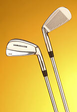 blade irons 3-SW full 9 iron set custom fit, choice of shaft and grip
