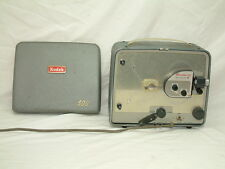 Vintage Kodak Brownie 500 8mm Auto Threading Movie Projector Model A