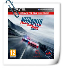 PS3 NEED FOR SPEED RIVALS PlayStation Electronic ART Racing EA