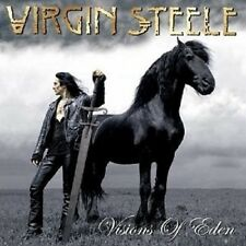 VIRGIN STEELE - Visions Of Eden CD