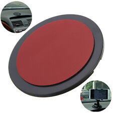 Black Car Dash Dashboard 3M Adhesive Sticky Suction Cup Mount Disc Disk Pad