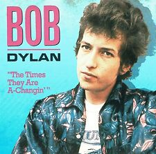 (CD) Bob Dylan – The Times They Are A-Changin' -Like A Rolling Stone, I Want You