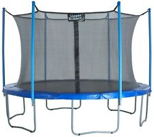 Upper Bounce UBSF01-16 16 Ft. Trampoline & Enclosure Set