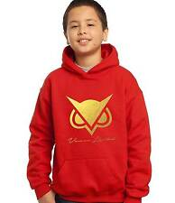 Vanoss Gaming Gold Logo Kids Hooded Sweatshirt Vanoss Hoodie