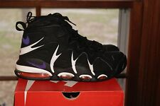 Mens Nike Air Max CB34 Charles Barkley Basketball Shoe Sz 8.5 Phoenix Suns Black