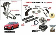 FOR HYUNDAI I30 1.6 CRDI D4FB 2007-2011 NEW TIMING CHAIN + GEARS + SPROCKET KIT