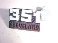 1969,1970,1971,1972,1973,1974 Ford/Mercury 351 CLEVELAND jacket pin collectible