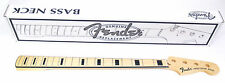 Fender Classic Series 70's Precision Bass Neck Block Inlay Maple 099-2010-921