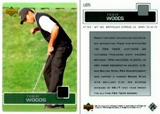 2003 Upper Deck Magazine #UD5 Tiger Woods - NEAR MINT-MINT