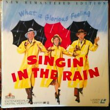 Singing In The Rain / Remastered  - LASERDISC  Buy 6 for free shipping
