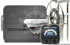 Raymarine EV-100 Wheel Evolution Autopilot Package for Sailing Vessels