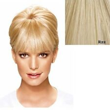 HairDo Bangs Jessica Simpson Ken Paves Hair Extensions all colors!