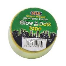 GLOW-IN-THE-DARK TAPE THOUSANDS OF USES AROUND THE HOME