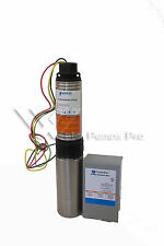 25HS10412C Goulds 25GPM 1HP Submersible Water Well Pump & Motor 3 Wire 230V