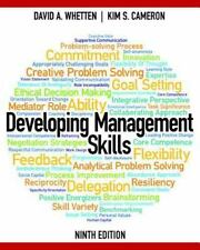 Developing Management Skills (9th Edition) -BRAND NEW