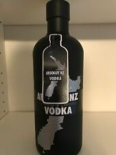 ABSOLUT VODKA New Zealand Empty NO ALCOHOL Case only