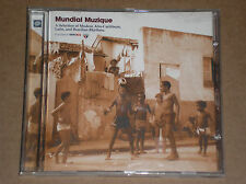 MUNDIAL MUZIQUE: A SELECTION OF MODERN AFRO-CARRIBEAN... - CD COME NUOVO (MINT)