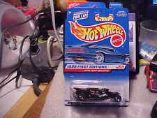Hot Wheels 1998 First Edition #22 Super Comp Dragster with 5 Decals RARE!!
