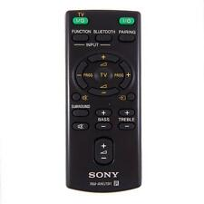 * Nuovo * Originale Sony rm-anu191 BARRA AUDIO Remote Control