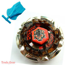 Dark Wolf DF145FS BB-29 Beyblade Metal Masters Fusion+Single spin Launcher