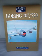 Boeing 707/720 by Jim Winchester - Airlife's Classic Airliners 2002 Illustrated