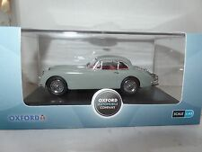 Oxford JAGXK150007 XK150007 1/43 O Scale Jaguar XK150 Fixed Head Coupe Mist Grey