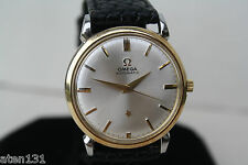VTG OMEGA BUMPER AUTOMATIC MENS WATCH 14K/S.S. CAL 354 SEAMASTER CONSTELLATION