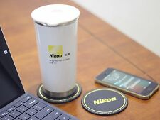 NIKON Travel Mug Tea Coffee Cup Thermos Bottle Stainless Steel D4 D4S D810 D750