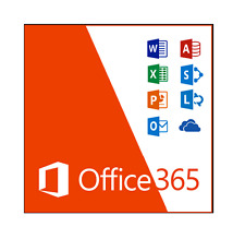 Microsoft Office 365 Home LIFETIME Account Subscription 5 Devices + 1TB Cloud