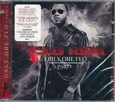 Flo Rida Only One Flo Part 1 CD '10 (SEALED)