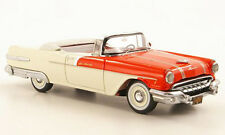 Neo Scale Model 1:43 44061 Pontiac Star Chief Convertible Red/White NEW