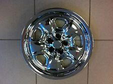 10 11 12 13 CHEVROLET CAMARO NEW SET (4) CHROME 18 INCH MAG STYLE WHEEL COVERS
