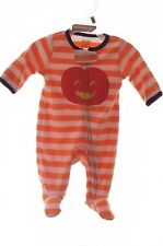 Carters Halloween Child ofMine Pumpkin Newborn PJs Pajamas footed Sleeper NB NEW
