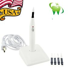 USA Dental Gutta Percha Tooth gum Cutter Endo Cutter Cutting machine + 4 Tips