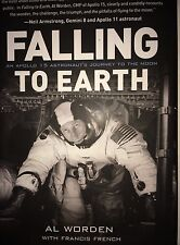 FALLING TO EARTH BY AL WORDEN *SIGNED*FIRST ED*