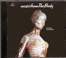 CD (NEU!) . RON GEESIN & ROGER WATERS - Music from The Body (Pink Floyd mkmbh