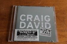The Police - Sting Craig David / Japan PromoCD / Rise and Fall