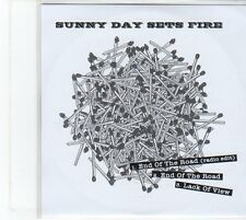 (EU364) Sunny Day Sets Fire, End Of The Road - 2007 DJ CD