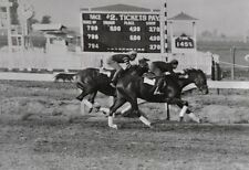 SIR BARTON & MAN-O-WAR 8X10 PHOTO HORSE RACING PICTURE JOCKEY