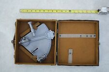 Navigation Sextant- US Maritime commission- Original in Case
