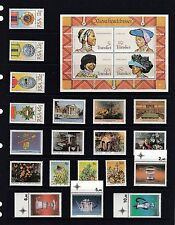 SOUTH AFRICA STAMP Collection UNMOUNTED Mint INC TRANSKEI Mini Sheet REF:QB286