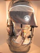 Numinous Luggage Globe Pacs 80L Wheeled Anti-theft Locking Backpack-Luggage NEW