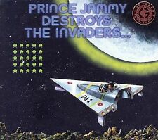 Destroys the Invaders [Remaster] by Prince Jammy (CD, May-2007, Greensleeves...