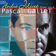 Piano Works Vol. 2 (Pascal Gallet), New Music