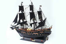 "Black Pearl Caribbean Pirate 33"" - Model ships handmade"